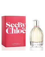 Chloe See By Chloe, 75 ml ORIGINAL size женская туалетная парфюмированная вода тестер духи аромат