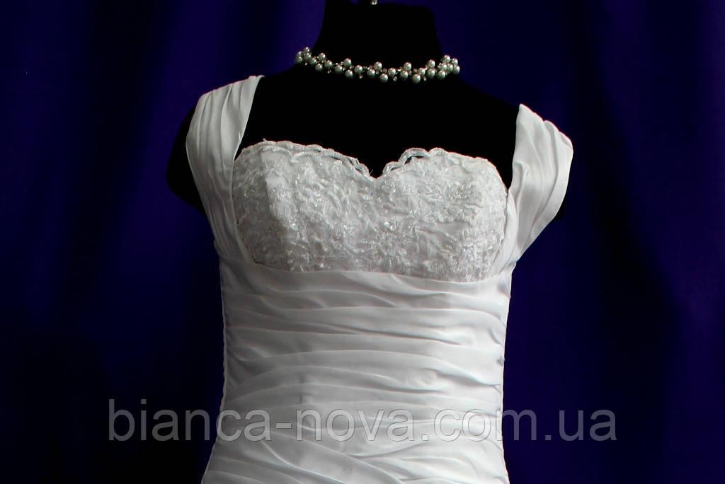 """Свадебное платье """"Льдинка"""""""""""