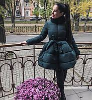 Женская куртка колокольчик