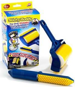 Щітка - валик для прибирання Sticky Buddy