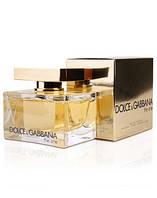 Dolce&Gabbana The One Women, 75 ml ORIGINAL size женская туалетная парфюмированная вода тестер духи аромат