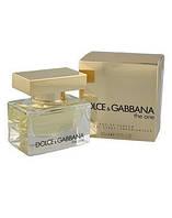 Dolce&Gabbana The One 2014 Edition, 75 ml ORIGINAL size женская туалетная парфюмированная вода тестер духи аромат