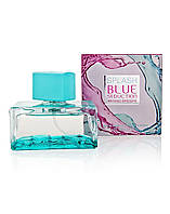 Antonio Banderas Blue Seduction Splash, 100 ml ORIGINAL size женская туалетная парфюмированная вода тестер духи аромат