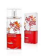 Armand Basi Happy In Red, 100 ml ORIGINAL size женская туалетная парфюмированная вода тестер духи аромат