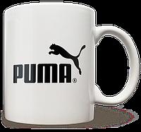 Чашка, Кружка Puma (пума, Бренд, фирма)