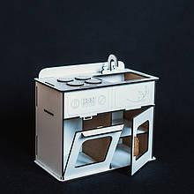 Кукольная мебель BigEcoToys Кухня