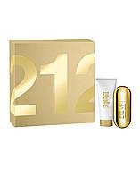 Carolina Herrera 212 Vip set ORIGINAL size женская туалетная парфюмированная вода тестер духи аромат