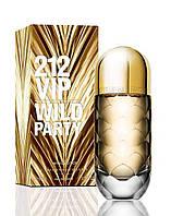 Carolina Herrera 212 VIP Wild party, 80 ml ORIGINAL size женская туалетная парфюмированная вода тестер духи аромат