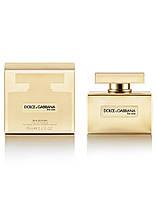 Dolce&Gabbana The One Gold, 75 ml ORIGINAL size женская туалетная парфюмированная вода тестер духи аромат