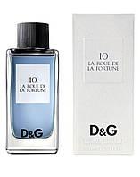 Dolce&Gabbana №10, 100 ml ORIGINAL size женская туалетная парфюмированная вода тестер духи аромат