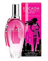Escada Sexy Graffiti, 100 ml ORIGINAL size женская туалетная парфюмированная вода тестер духи аромат