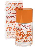 Clinique Happy to be, 100 ml ORIGINAL size женская туалетная парфюмированная вода тестер духи аромат