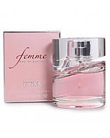 Hugo Boss Femme, 75 ml ORIGINAL size женская туалетная парфюмированная вода тестер духи аромат