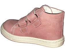 Ботинки Minimen 67ROSE р. 21, 22, 23 Розовые, фото 2