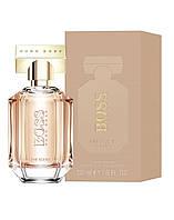 Hugo Boss The Scent, 100 ml ORIGINAL size женская туалетная парфюмированная вода тестер духи аромат