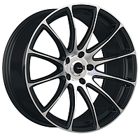 ADVANTI RACING SVELTO Matte Black with Machined Face