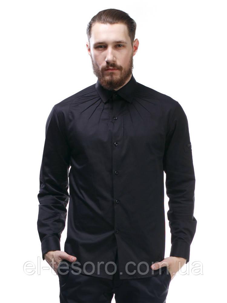 Рубашка Maksymiv S-107 XL Черный