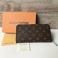 Женский кошелек на молнии Louis Vuitton
