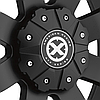 ATX SERIES AX191 SHACKLE Satin Black with Machined Accents, фото 3