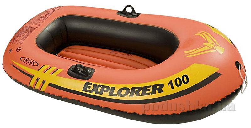 Лодка Intex 58329 Explorer 100   - Podushka.ua - интернет-магазин Подушка в Киеве