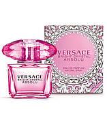 Versace Bright Crystal Absolu, 90 ml ORIGINAL size женская туалетная парфюмированная вода тестер духи аромат