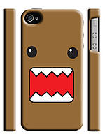 Чехол на  iPhone 4/4s Domo Kun