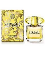 Versace Yellow Diamond, 100 ml ORIGINAL size женская туалетная парфюмированная вода тестер духи аромат