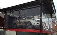 Водо- морозостойкой штора для гаража из ткани ПВХ (Бельгия)