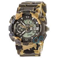 Часы Casio G-Shock GA-110 G Militari Brown