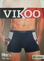 "Мужские трусы-боксеры ""Vikoo"" х-б"