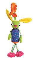 """Подвеска """"Кролик"""" с колокольчиком и прищепкой - Tiny smarts Baby Bunny - Tiny love"""