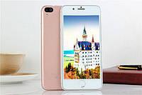 Смартфон Iphone 7 розовый 3G Две сим Дисплей 4.7 1080 * 720 Бампер в Подарок!