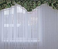 Ламбрекен №89 из плотной ткани на карниз 2,5-3м.  Код: 089л127 (А)