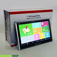 7'' GPS навигатор Pioneer 7002 - GPS + 4 Ядра + 8Gb + Android