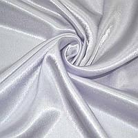 Креп ткань сатин бледно сиреневый