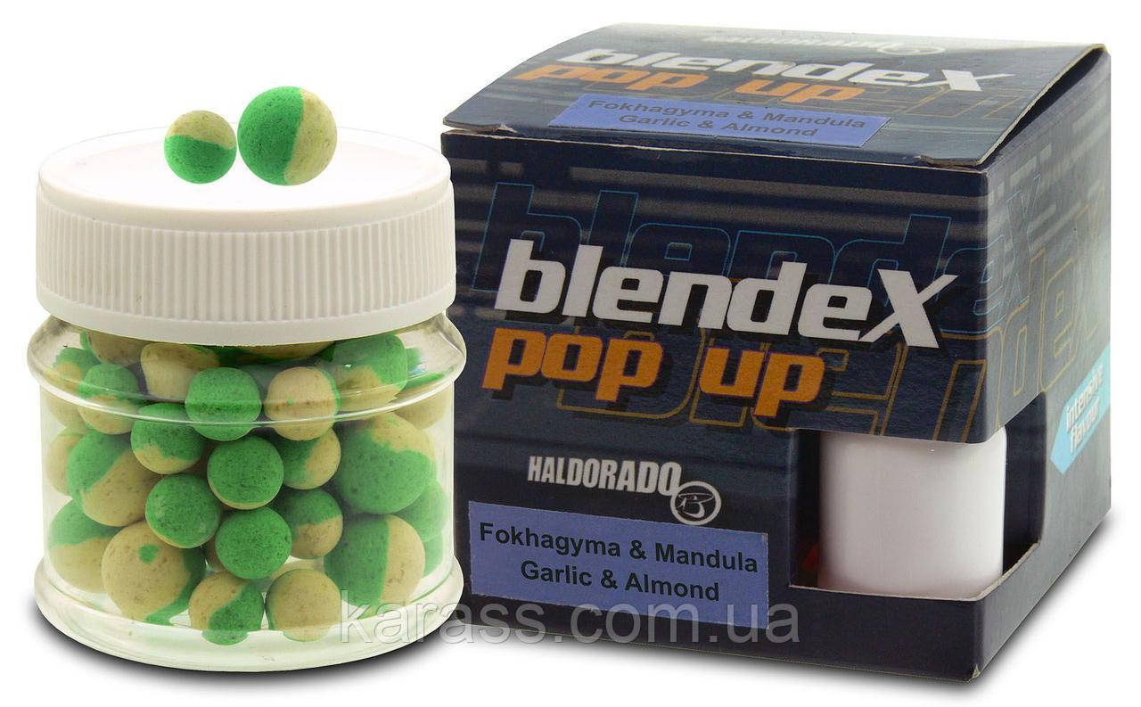 HALDORÁDÓ BlendeX Pop Up Method - Fokhagyma + Mandula
