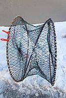 Раколовка  цилиндр на пружине   40 см