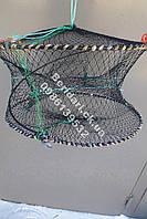 Раколовка  цилиндр на пружине   50 см
