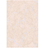 Керамическая плитка Александрия бежевая стена верх 20х30 см цена за 1 плитку