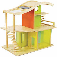 """Деревянная игрушка-конструктор """"Sunshine Dollhouse"""", Hape"""