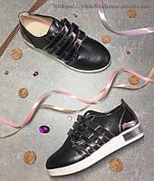 Стильные закрытые туфли M&D 33-36 размер