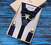 Набор I&M Craft галстук-бабочка и подтяжки для брюк (030233)