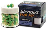 HALDORÁDÓ BlendeX Pop Up Big Carps - Fokhagyma + Mandula, фото 1