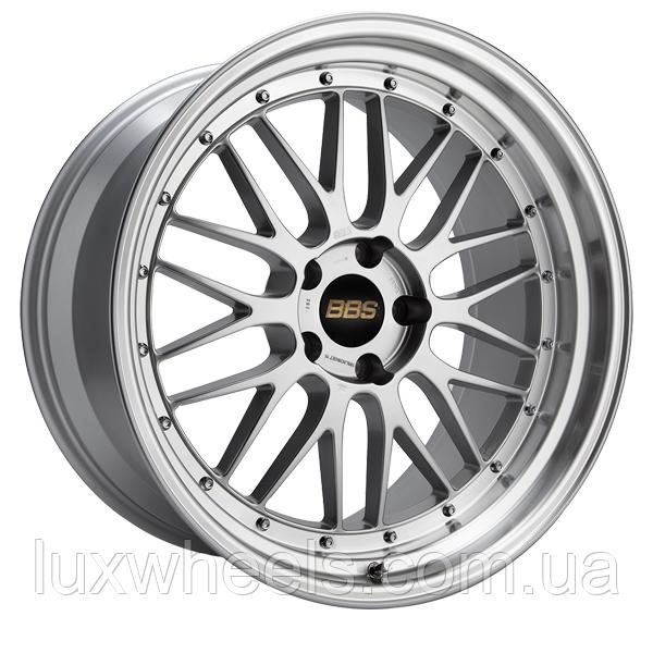 BBS LM Brilliant Silver