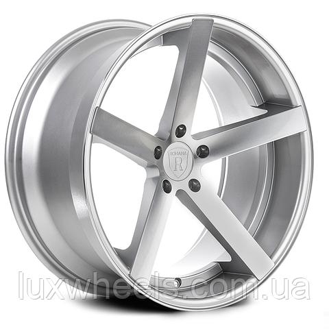 ROHANA RC22 Machine Silver