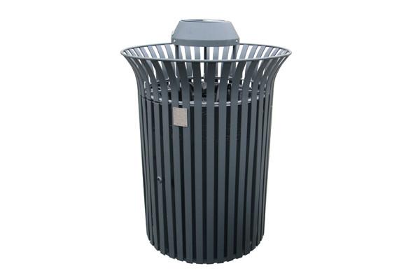 """Урна """"Король"""" с металлическим баком для мусора"""