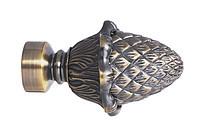 фото Карниз античное золото желудь kar-deko.com