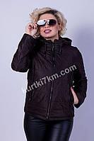 Короткая женская куртка  Peercat 659