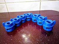 """Ковпачок розпилювача (сині) до форсунки ОР-2 """"Polimer"""""""