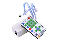 Контроллер IR RGB 12А RW 3LED (27 кнопок)